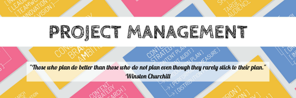 A Project Management Overview