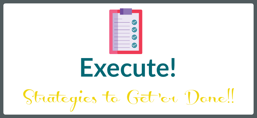 Project Execution Strategies